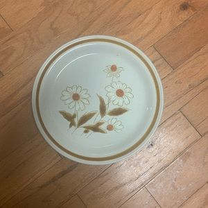 Old Brook Collection Stoneware Plate